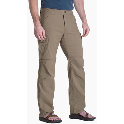 Renegade Cargo Convertible Pants for Men