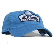 Moon Badge Relaxed Twill Hat for Kids