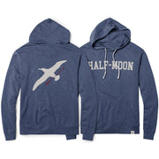 vin-chateau-chalon Collegiate Albatross Terry Hoody Washed Navy
