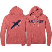 vin-chateau-chalon Collegiate Albatross Terry Hoody Washed Terracotta