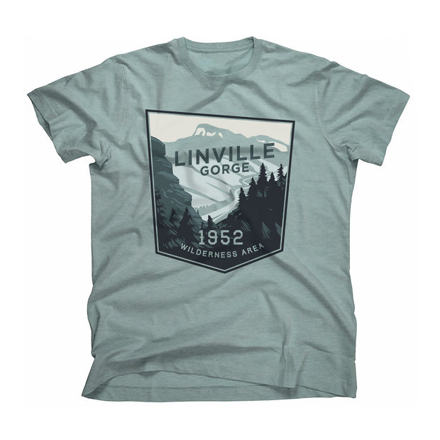Linville Gorge T-Shirt for Men