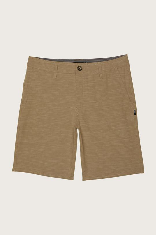 LOCKED SLUB HYBRID SHORTS for Boys
