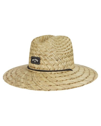 Tides Straw Lifeguard Hat