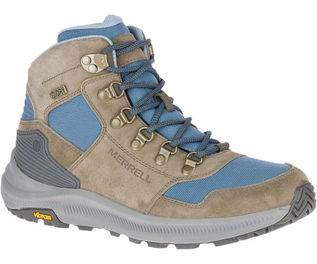 Merrell Ontario 85 Mid Waterproof Boots for Women Olive