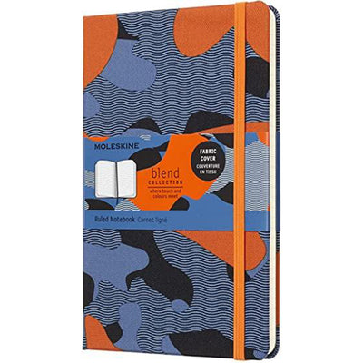Moleskine Large Hard Cover RULED notebook
