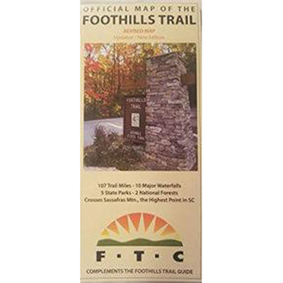 FOOT HILLS TRAIL MAP