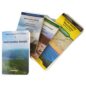 NORTH CAROLINA/GEORGIA GUIDE BOOK