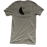 Short Sleeve Crescent Logo T-Shirt