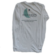 Long Sleeve Crescent Logo T-Shirt