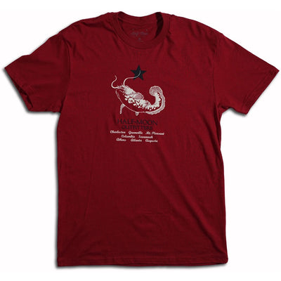 Short Sleeve Catfish Logo T-Shirt