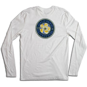 Long Sleeve Flower Logo T-Shirt