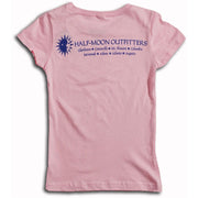 Short Sleeve Logo T-Shirt for Girls