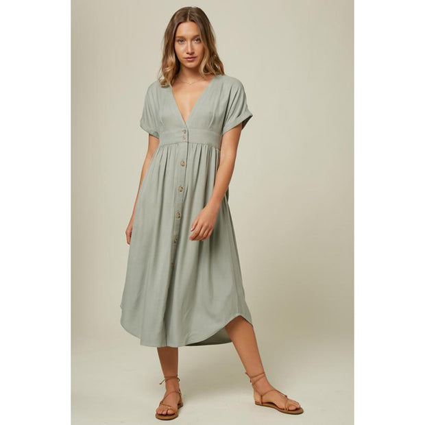 REID SOLID DRESS for Women