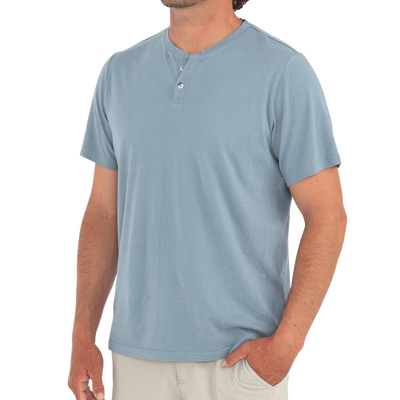 Heritage Henley for Men