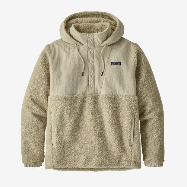 Patagonia Shelled Retro-X Fleece Pullover for Men Pelican