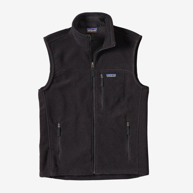 Patagonia Classic Synchilla Fleece Vest Black