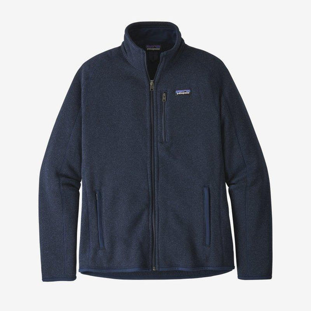 Patagonia Better Sweater Jacket for Men New Navy