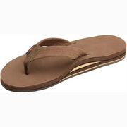 Leather Double Arch Sandal for Men
