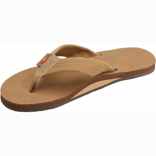 Leather Single Arch Sandal for Women