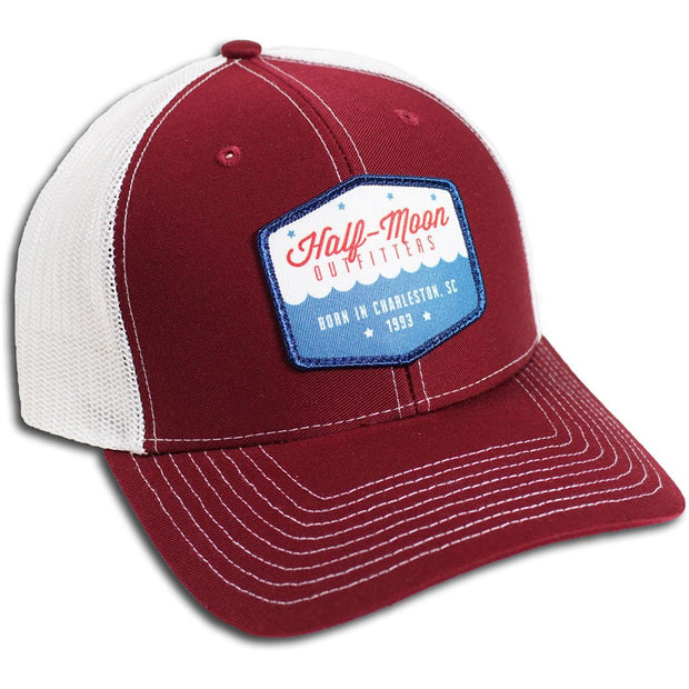 Richardson Big Badge Trucker Hat