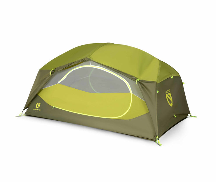Aurora Backpacking Tent & Footprint - 2 Person