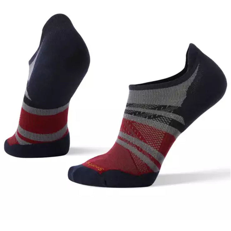 PhD Run Light Elite Pattern Micro Socks for Men