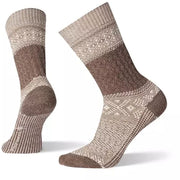 Garter Stitch Texture Crew Socks for Women (Past Season)