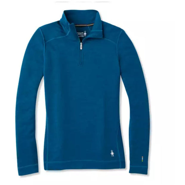 MERINO 250 BASE LAYER 1/4 ZIP FOR WOMEN