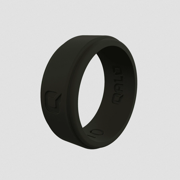 Step Edge Silicone Ring for Men