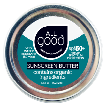 ZINC SUNCREEN BUTTER- SPF 50