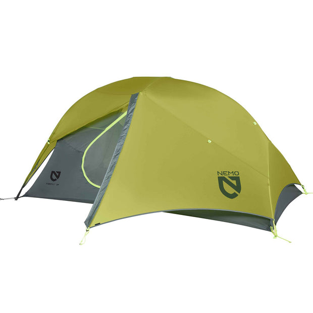 Nemo Firefly Backpacking Tent - 2 Person Birch Bud