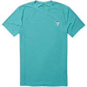 TWISTED SHORT SLEEVE SURF TEE FOR MEN