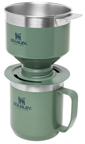 Stanley Classic Perfect-Brew Pour Over Set Hammertone Green
