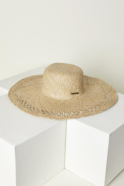 WHITE SANDS STRAW HAT for Women