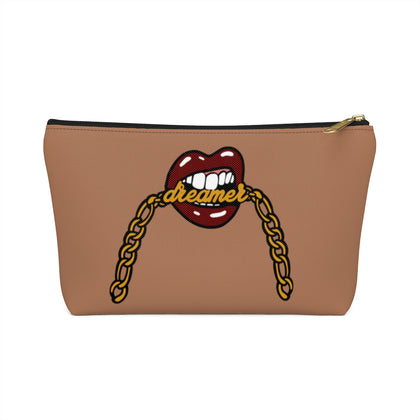 Dreamer Accessory Pouch - Brown