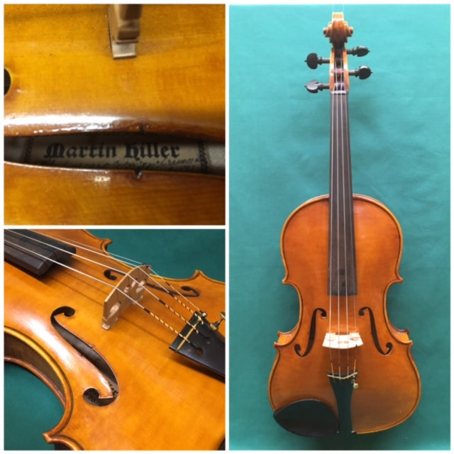 """Violin of the Month"" - Martin Hiller Viola"