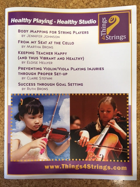 FREE Copy Of Things For Strings Magazine