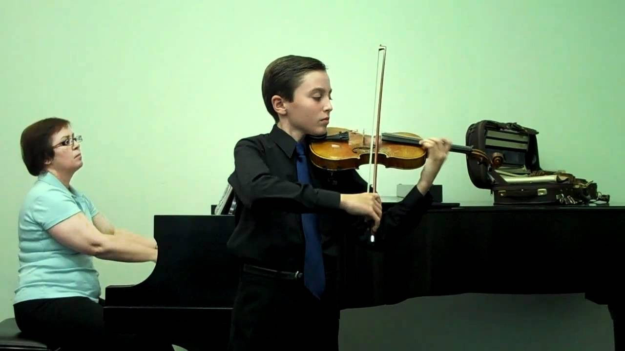 LIVS Welcomes Our Fabulous Intern-Violinist