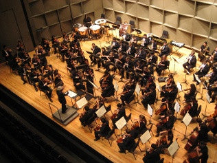 "Staller Center's ""Orchestra to the Orchestra"" Free Concert Series"
