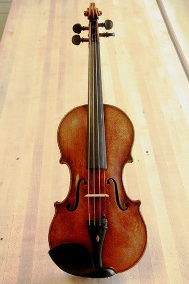 Violin of the Month - John Juzek