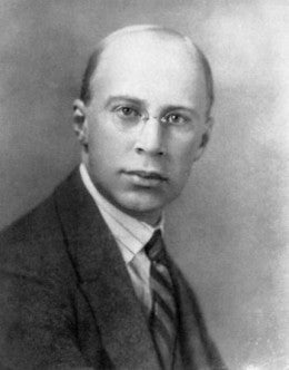 "What We're Listening To: Sergei Prokofiev's ""Sonata for Solo Violin, Op 115"""