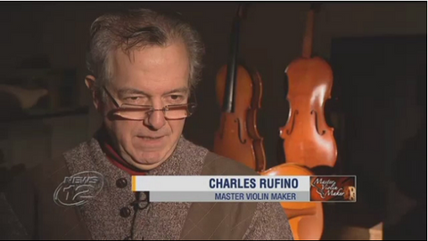 Charles Rufino on News 12 Long Island
