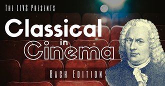 Classical In Cinema Bach Blog Post