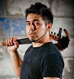 David Wong of The Long Island Violin Shop