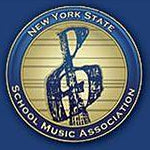 New York State School Music Association Logo