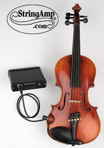 StringAmp Comes to The Long Island Violin Shop