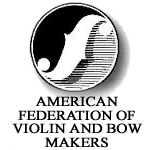 American Federation of Violin and Bow Makers Logo