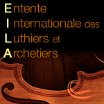Entente Internationale des Luthiers et Archetiers Logo