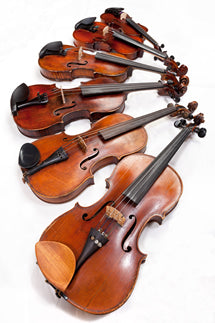 Bowed String Instruments For Sale - LIVS