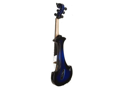 Bridge Lyra 5-String Electric Violin Outfit - Back